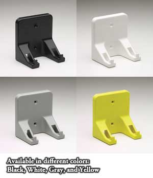 EZ-Rack: Perfect for hanging skateboards, scooters, and more!